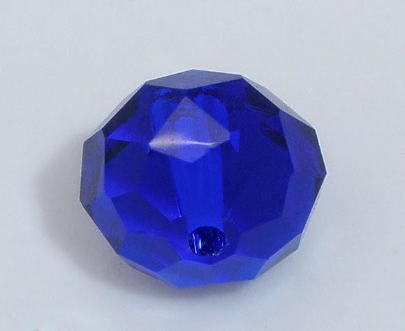 El cuarzo azul es un buen analgésico y descongestionante...