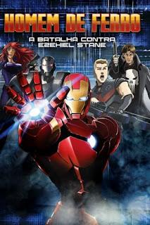 Homem de Ferro: A Batalha Contra Ezekiel Stane – Dublado