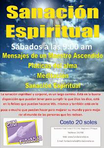Sanación Espiritual en la Asociación Elial