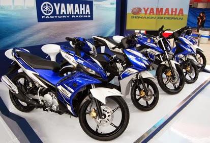 Koleksi Foto Motor Yamaha MotoGP Special Edition Terbaru 2014
