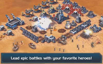Star Wars: Commander 2.1.2 APK ANDROID