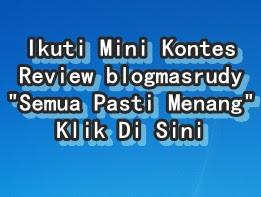 Jasa Pembuatan Blog Murah Ala Mas Rudy