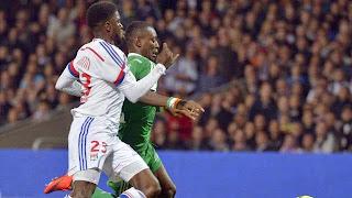 Ligue 1. Revivez le derby Lyon - Saint-Etienne : 2-2