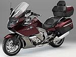 2013 BMW K1600GTL Gambar motor - 4