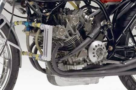 mesin honda RC149