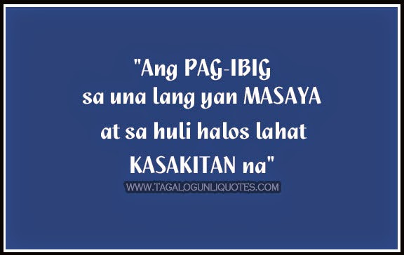 Love Quotes For Him Break Up Tagalog : Break Up Quotes Tagalog. QuotesGram