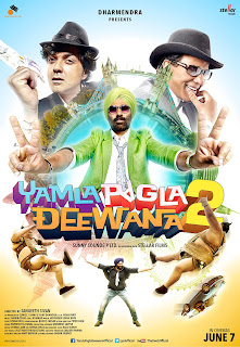 Yamla Pagla Deewana 2 (2013) Title Track : Official Video Song [HD 720p] Free Download