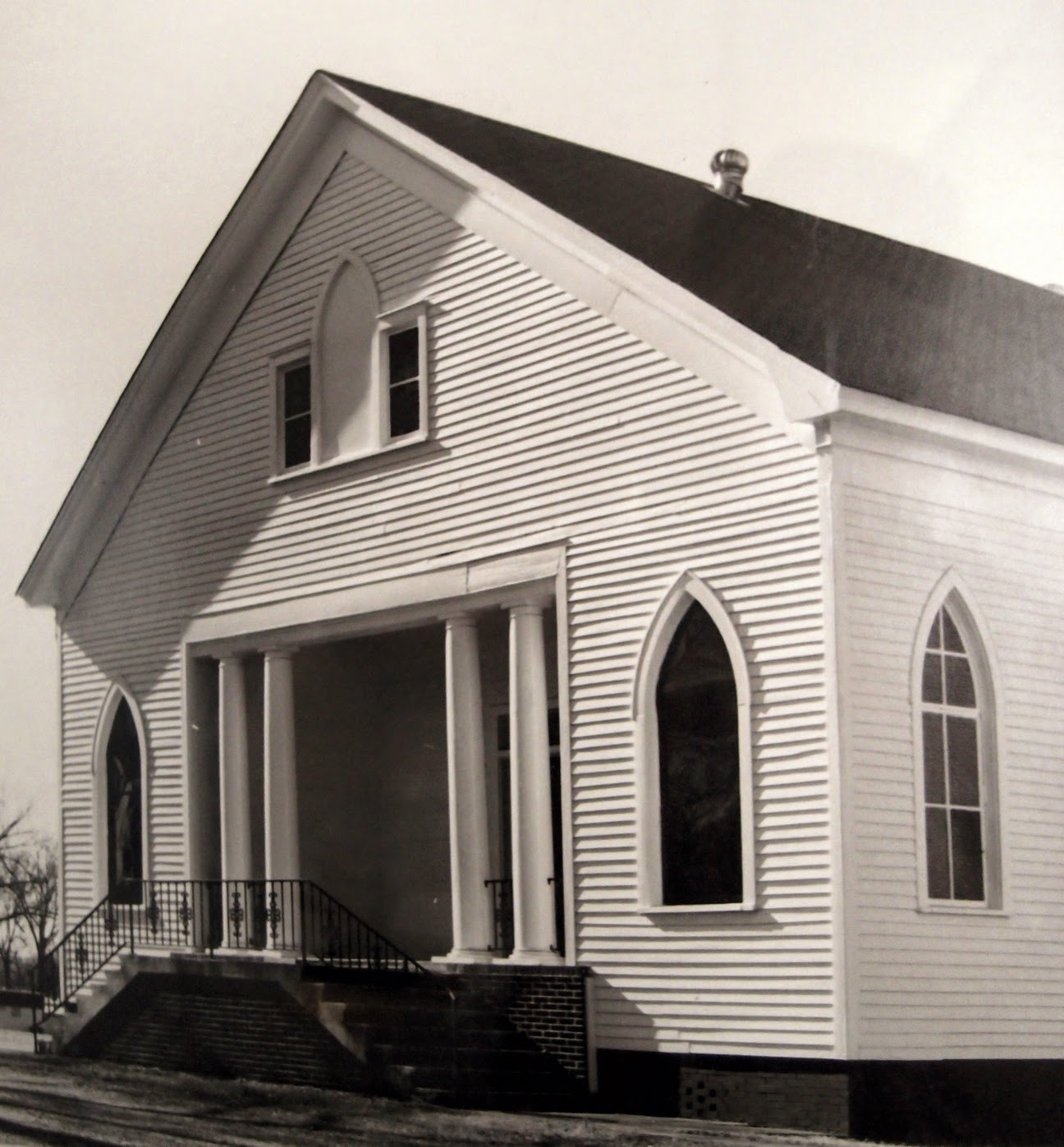 Tennessee haywood county stanton - Historic Photo Of First Baptist Church Of Stanton Built In 1912