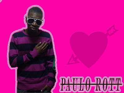 Rap Angolano - Paulo Rott - My baby(Prod By Lill Dji)