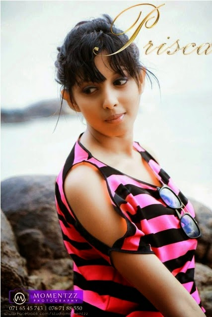 Prisca Nirmalee Beach photos