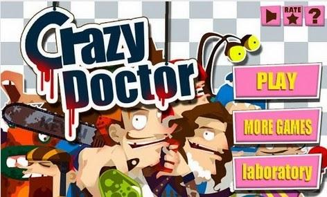 Crazy Doctor Android App Walkthrough.