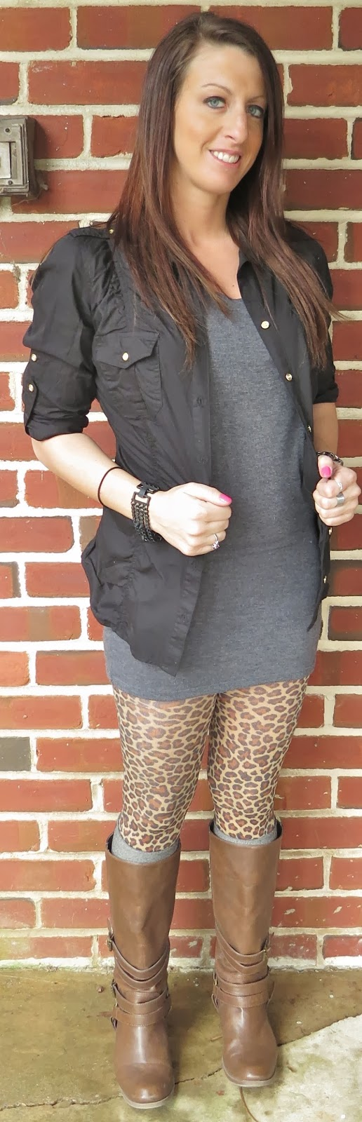 Boots, Fashion, leopard brint, ootd, Outfit Ideas, outfit of the day, Outfits, winter fashion,