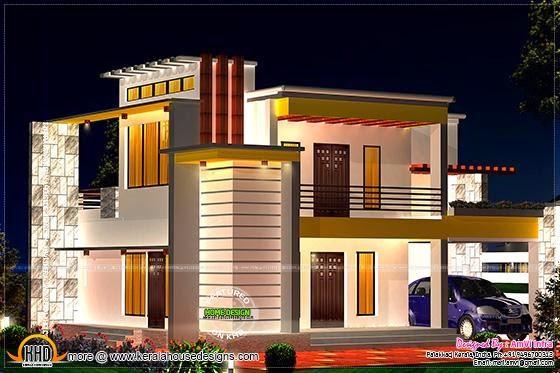 House flat roof