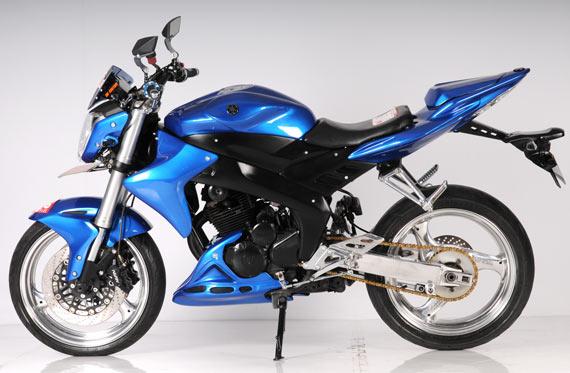 Modif Ringan Yamaha Scorpio