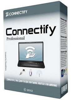 Connectify pro 4.3.0.26361