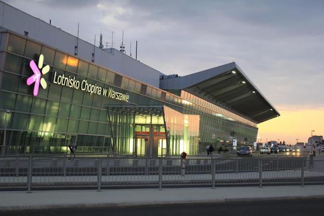 Πτήσεις από Ελλάδα προς Πολωνία - Βαρσοβία