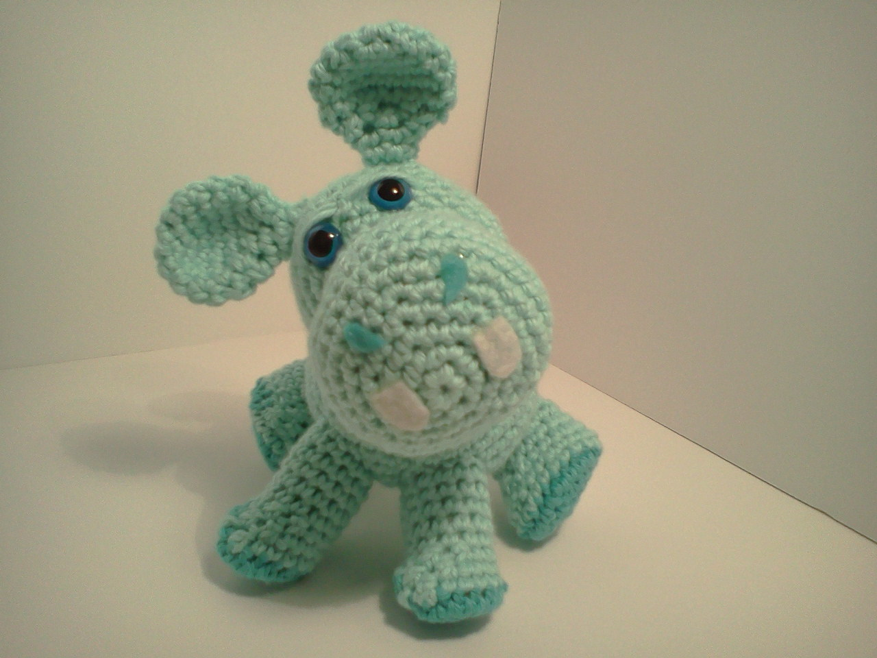 Serendipity Creative: Owen Baby Hippo AmiPal Amigurumi ...