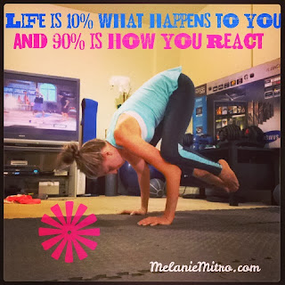Fitness Motivation, Yoga Pose Quotes