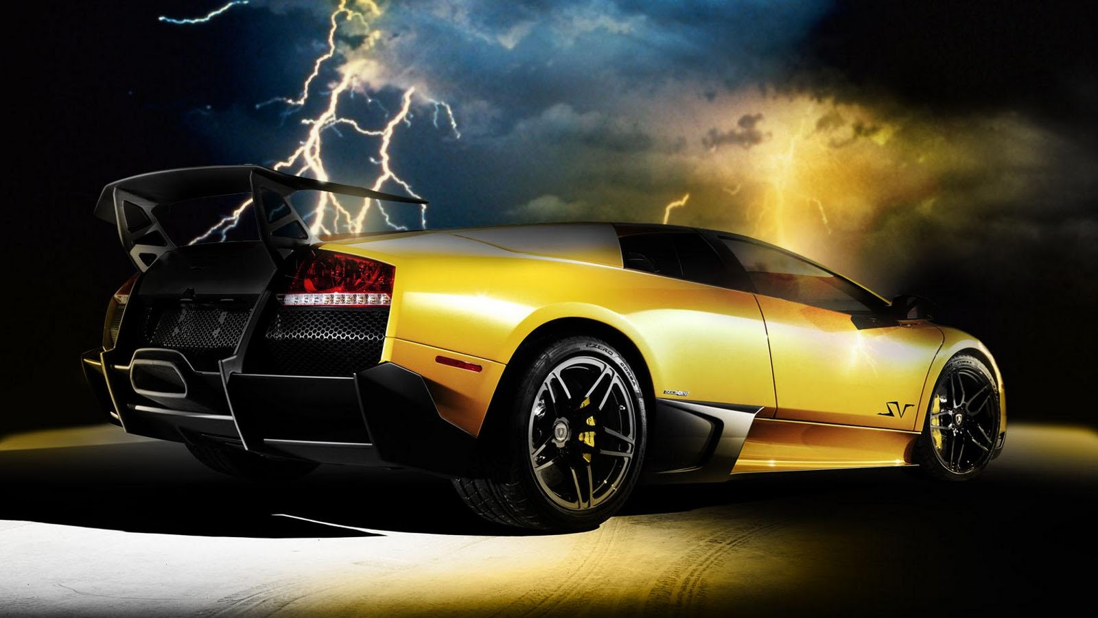 Hd Cool Car Wallpapers: lamborghini murcielago wallpaper