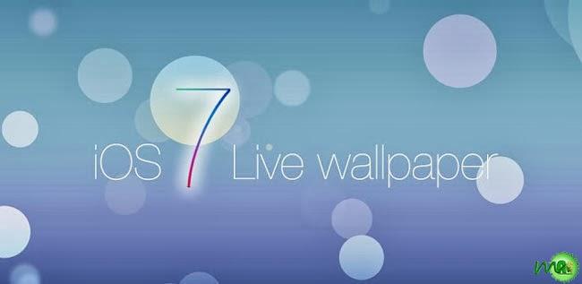 iOS 7 Live Wallpaper 3D PRO 1.4 APK Download