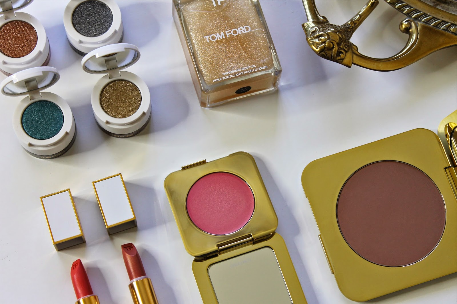 TOM FORD SUMMER 2015 SOLEIL COLLECTION