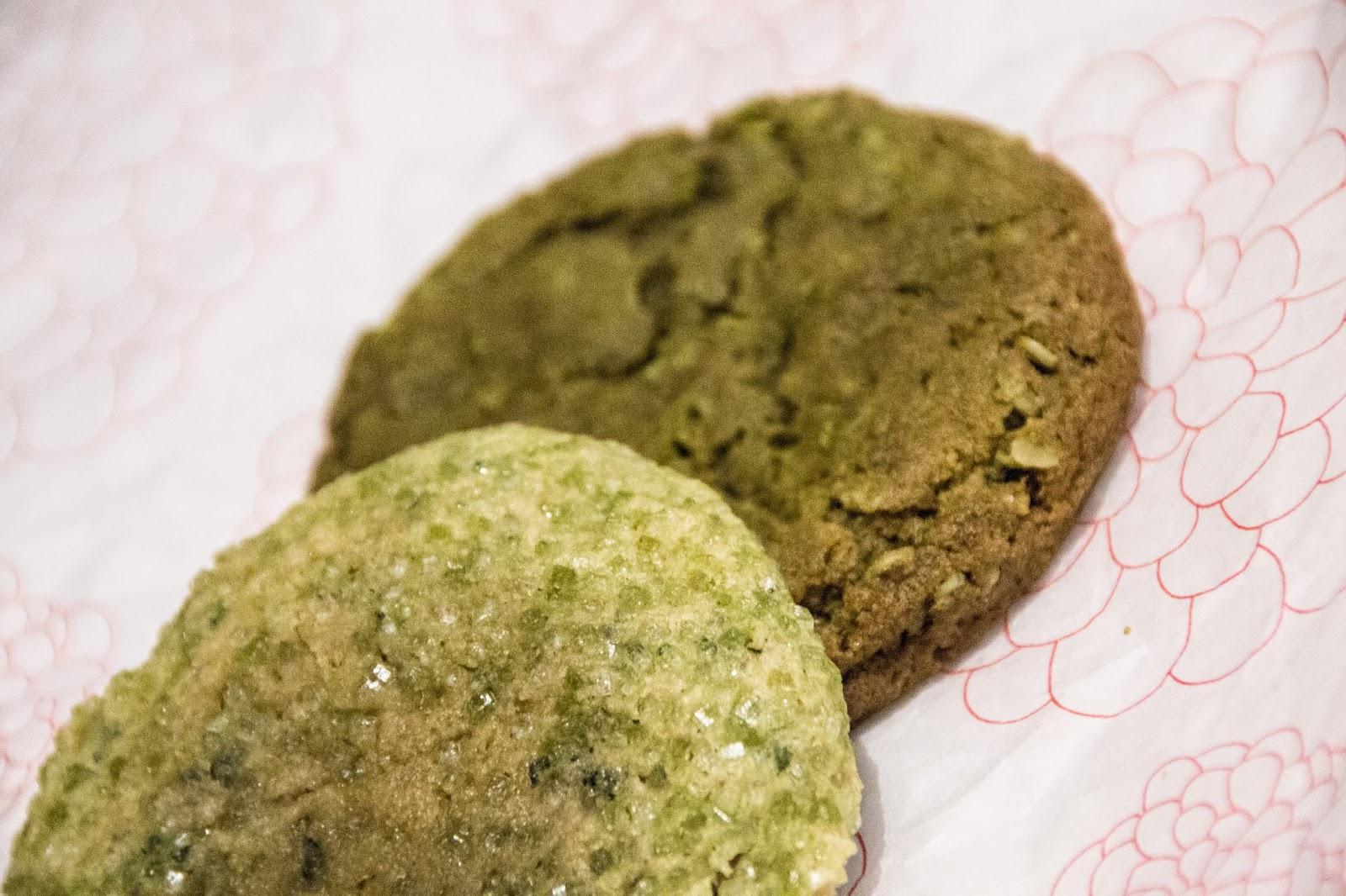 Jean Hwang Carrant cookies