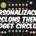 Circlons Icon Pack v2.5 + Circlons Widget Apk Full (Personalizacion para Android) [Actualizado 20 Febrero 2014]