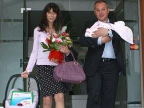 Моника Йосифова е бременна за четвърти път
