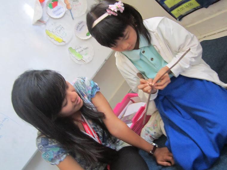 Malajah Nyurat Aksara Bali