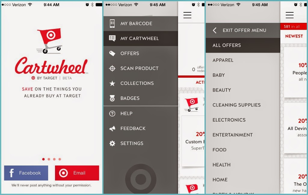 Cartwheel by Target App — A Modern Mrs.