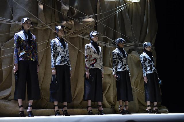 FRANCK SORBIER – Haute Couture S/S 2013