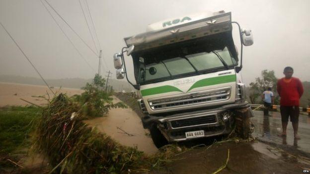 Topan Goni Terjang Filipina, 15 Orang Dilaporkan Tewas