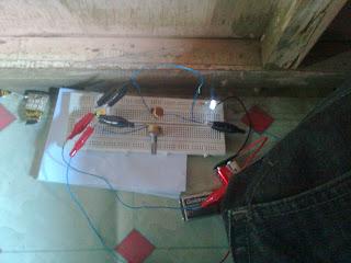 lampu led otomatis