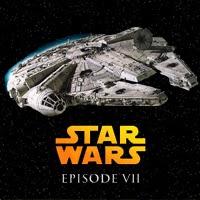 Halcón Milenario Star Wars Episodio VII