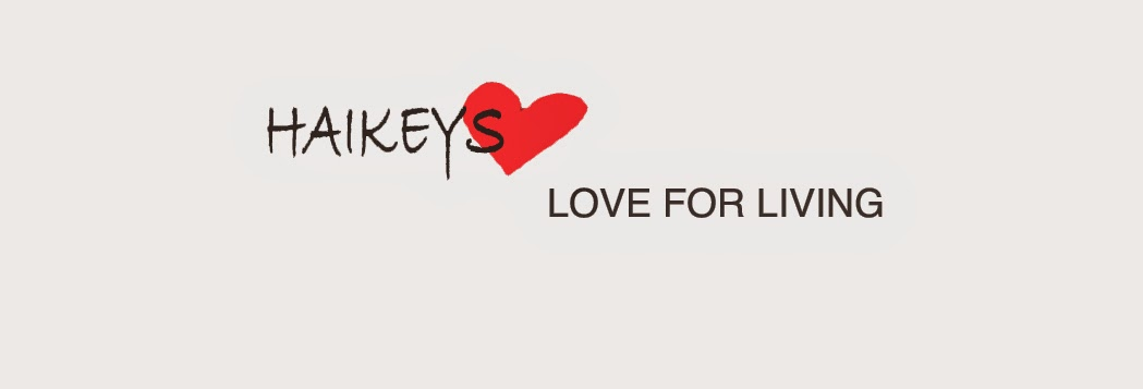 Haikeys Love for Living