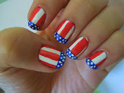 July 4th nails!