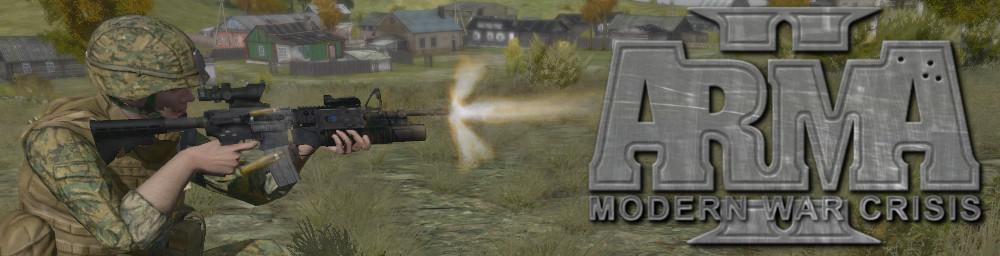 Modern War Crisis