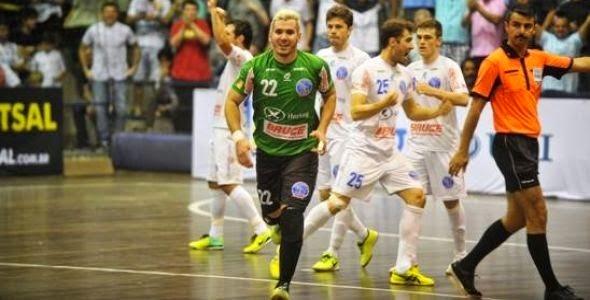 d1de8d0e0f Mercado  Guarapuava contrata melhor goleiro da Liga Futsal - ATUALIZADO ~  CliqueEsporte