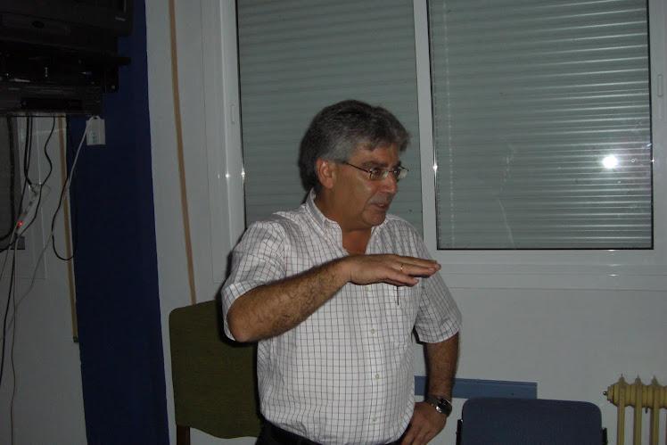 """CONFERENCIA:  """"LAS MINAS EN EL BELLO PAISAJE DE LINARES""""  Imparte: Francisco Mañas Mármol  Director"""