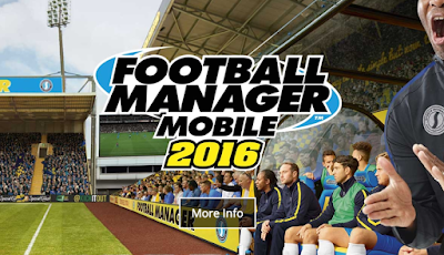 Football Manager 2016 Mobile