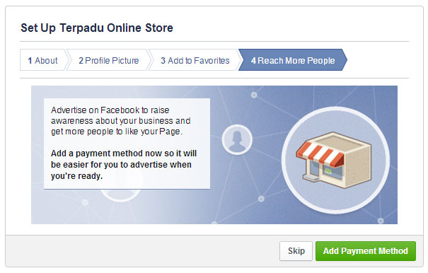 Cara Membuat Fanpage Facebook 5