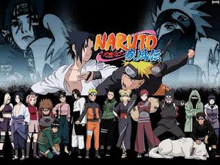 Gambar Para Pemain Naruto Shippuden 2016