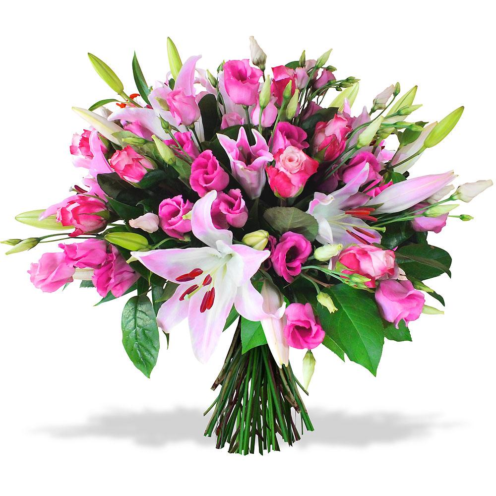 Bouquet de fleurs original | IDÉE DÉCO