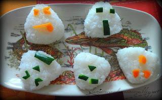 Maki-Sushi, Nigiri-Sushi e Onigiri