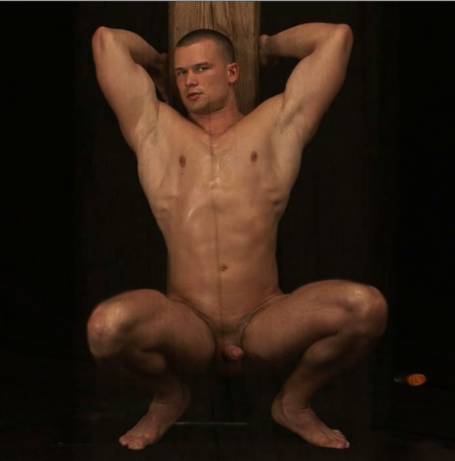 small dick muscle hunks sexy igor with the huge body and his er