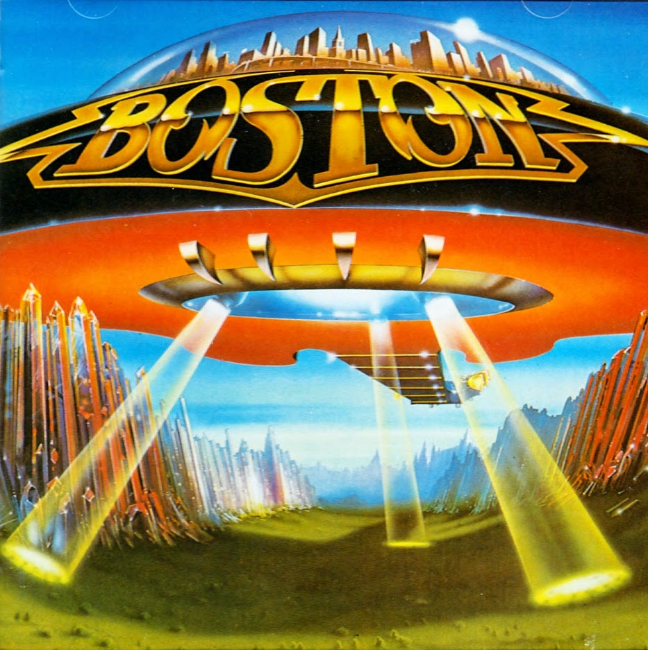 Don't Look Back de Boston
