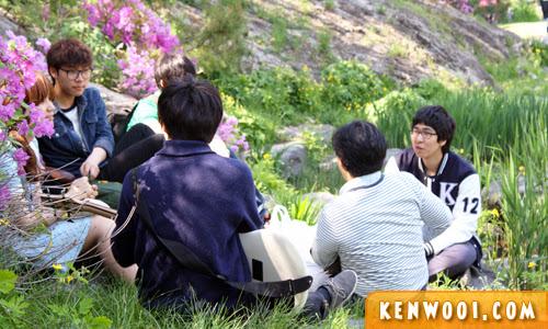 korean social