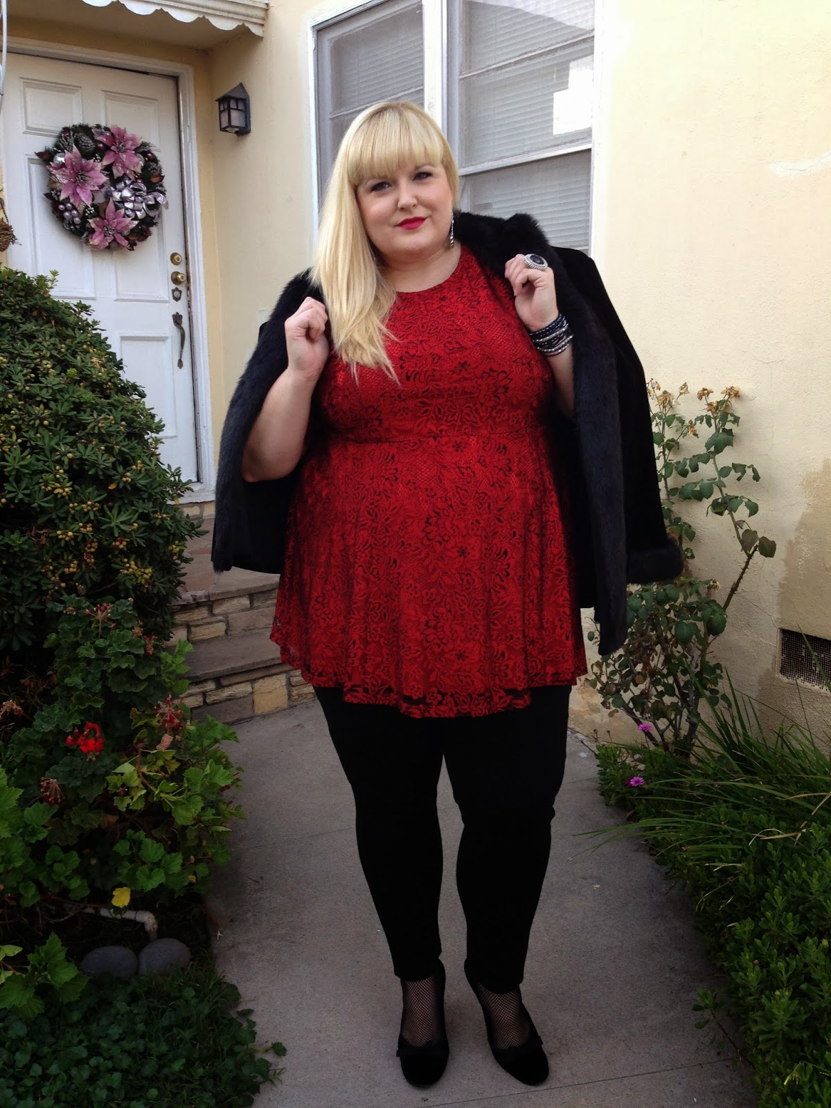 Plus Size Holiday Style with Simply Be