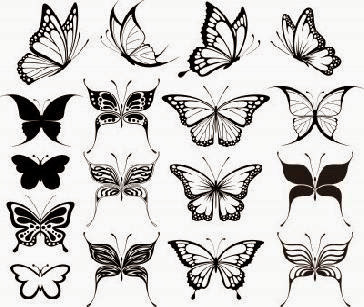 butterfly tattoo designs tattoo designs. Black Bedroom Furniture Sets. Home Design Ideas
