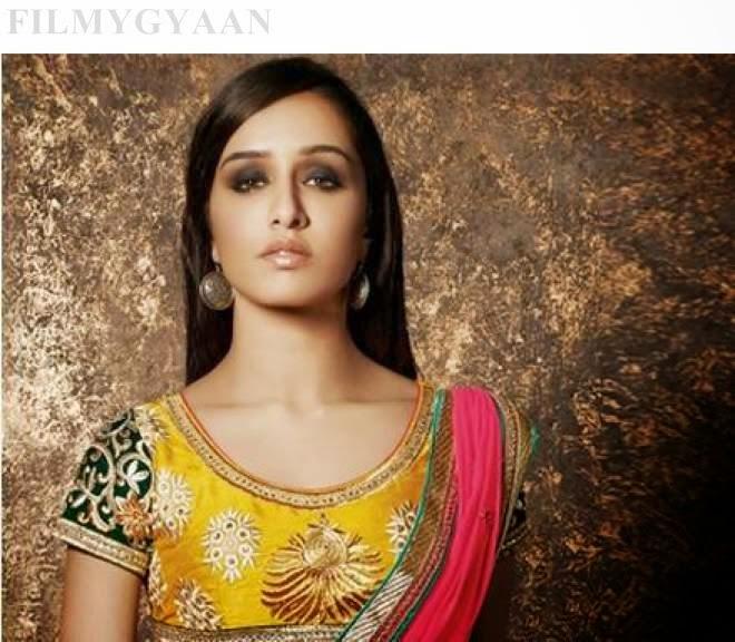 Shraddha Kapoor Latest Photoshoot Photos